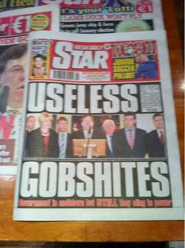 funny irish newspaper headlines
