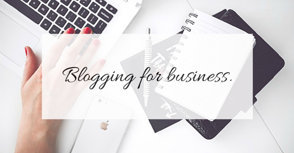 3 reasons why your small business should have a blog