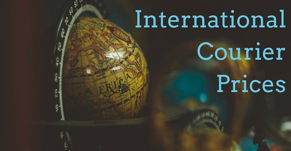 International Courier Prices